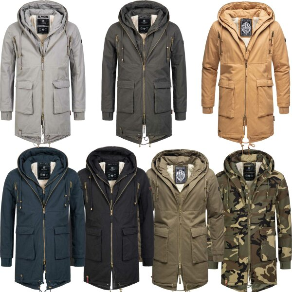 Navahoo Assasin Herren Winter Jacke B645