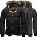 Geographical Norway Belphegor Herren Winter Jacke